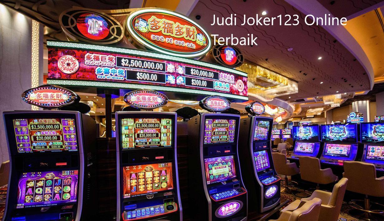 Situs Joker123 Slot Online