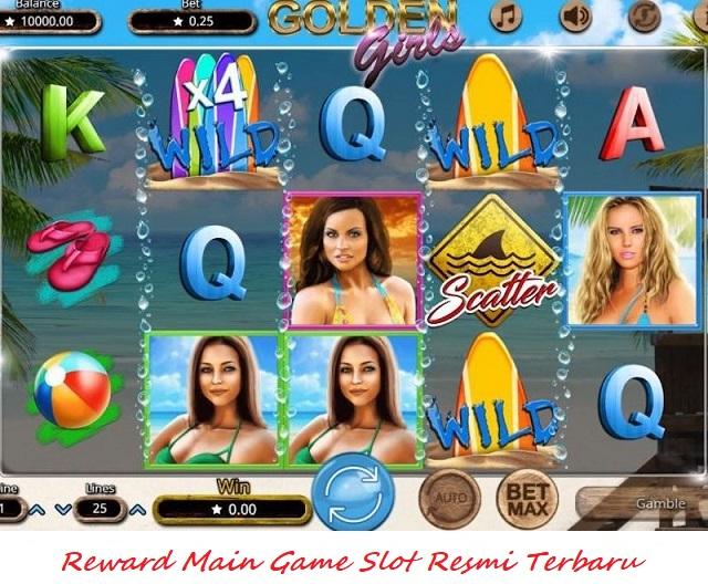Reward Main Game Slot Resmi Terbaru