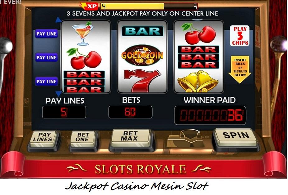 Jackpot Casino Mesin Slot